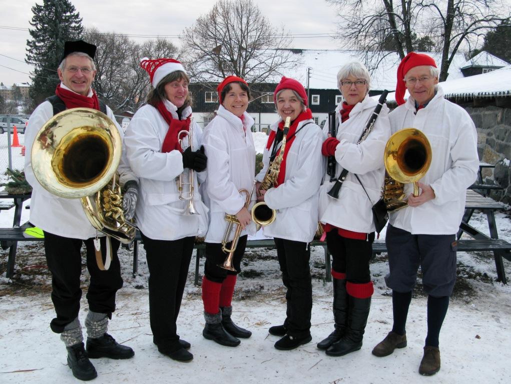 Julemesse i Montesorri-skolen på Ballerud i Bærum i november 2008.