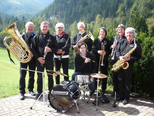 På alpetur i Østerrike sommeren 2010.